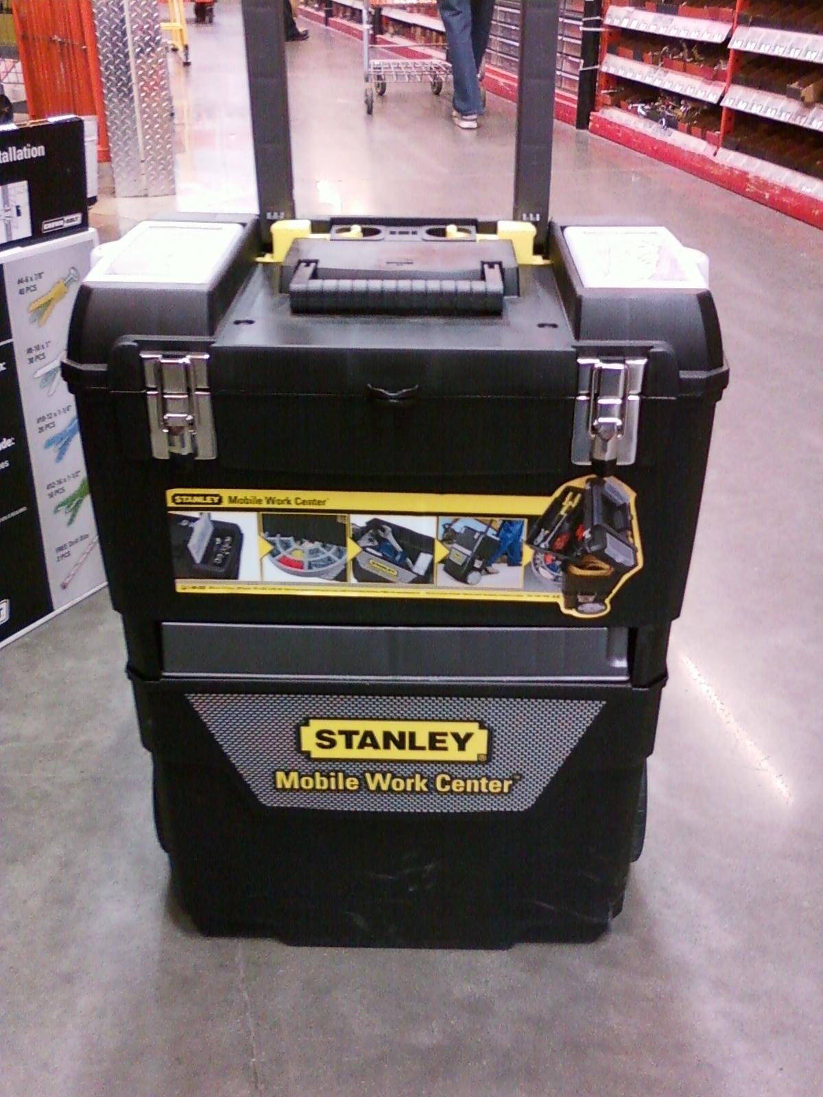 Tool Box To Field Box Conversion