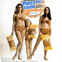 The Bachman Pretzel Bikini