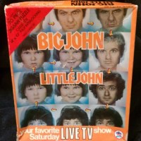 A Puzzling Big John, Little John Flashback