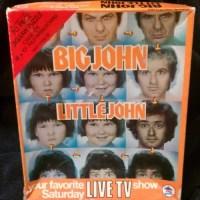 A Puzzling Big John, Little John Flashback