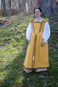 2015 Yellow Boned Sottana