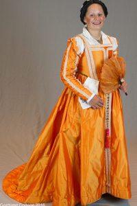 2016 Orange Silk Sottana