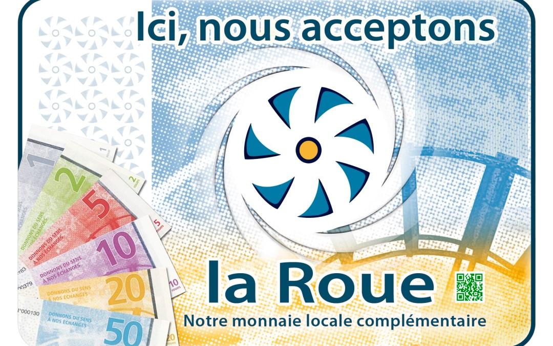 Payez votre KSS avec la Roue! – la monnaie locale du Sud