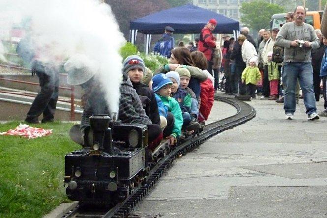 Sičova drobná železnice