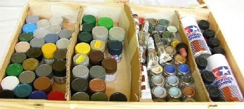 Vernici per modellismo navale  Colori per dipingere sulla pelle