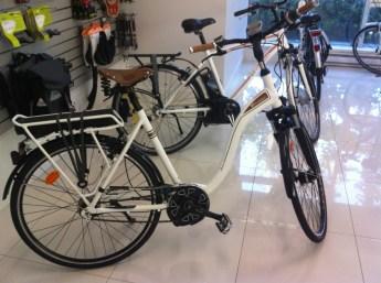 Evolution Bikes Showroom