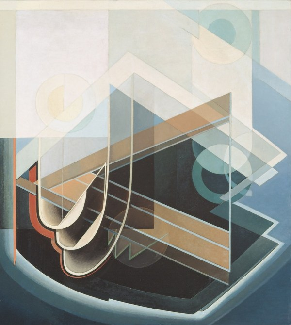 Lawren Harris Abstract Paintings