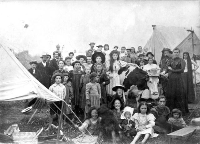 Greer's Beach, 1896
