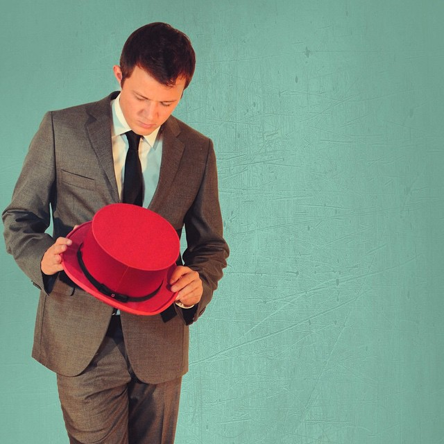 Watch the amazing Camilo The Magician this weekend. Image credit: Camilothemagician.com