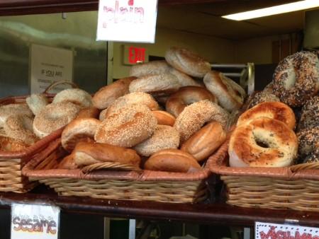 vancouver bagels