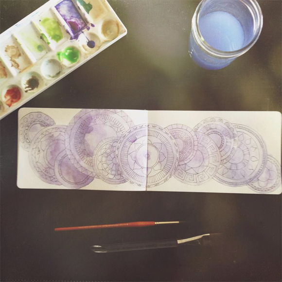 How and Why To Draw Mandalas