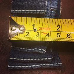 Twelve pair of pants-shorts altered.. down.. 2″-1.25″ per side.. Hallelujah!…