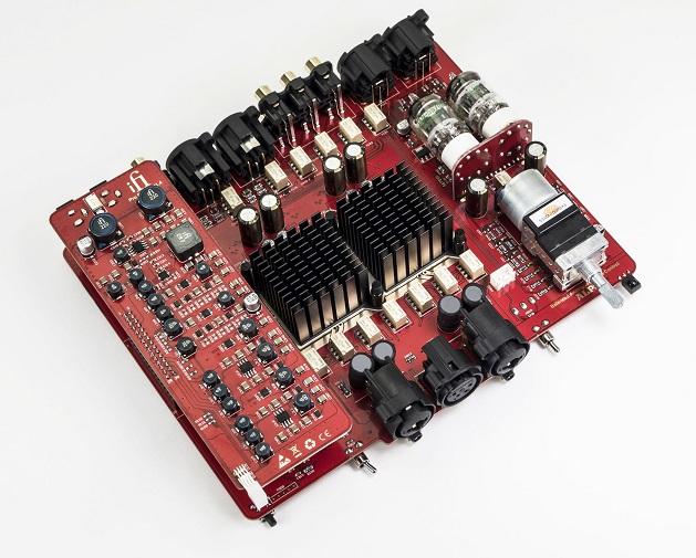 ifi audio Pro iCAN circuit board p10039