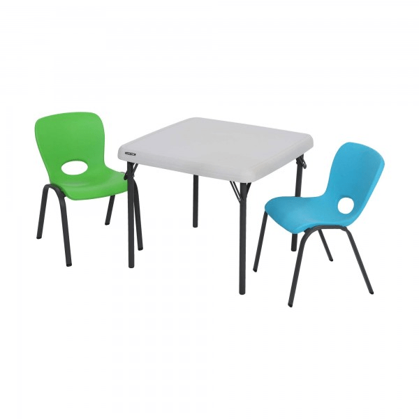 kids folding table and chairs  Home Decor