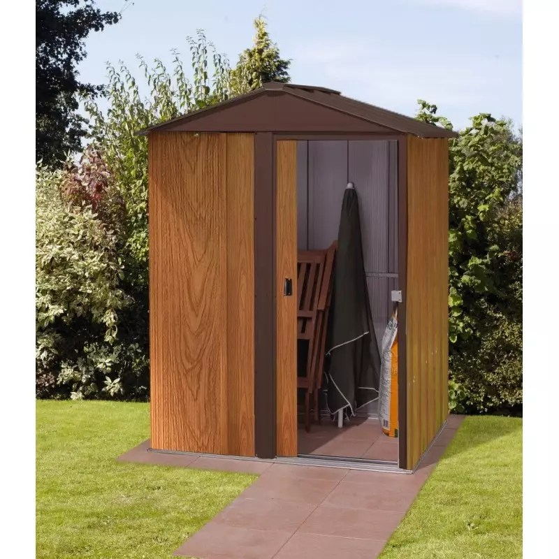 Kiel 5x4 Arrow Storage Shed Kit WL54