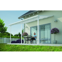 Palram 10x14 Feria Patio Cover Kit - White (HG9314)