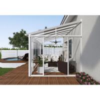 Palram 10x14 San Remo Patio Enclosure Kit - White (HG9060)