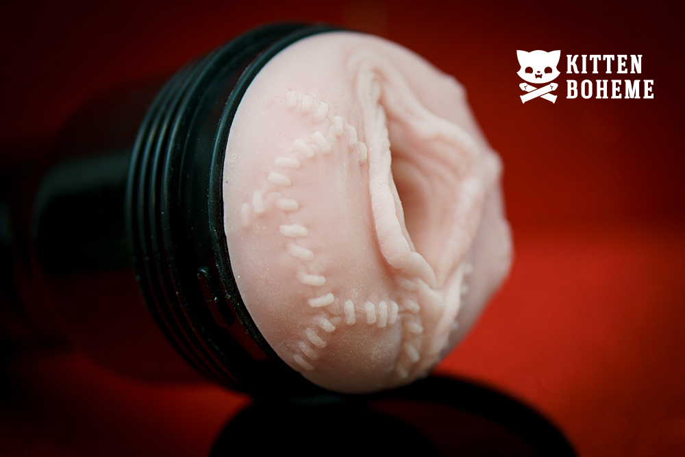 Fleshlight Freaks Frankenstein Masturbation Sleeve Sex Toy Review by KittenBoheme.com