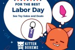 Labor Day Sex Toy Sales and Deals