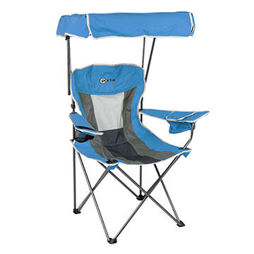 folding canopy chair metal covers portal deluxe kittery trading post images