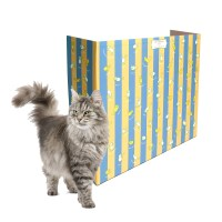 4 Clever Ways to Disguise Your Cat's Litter Tray