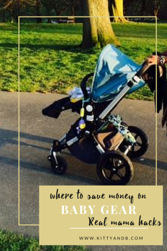 5 Hacks to Maximise Your Baby Budget - Kitty and B