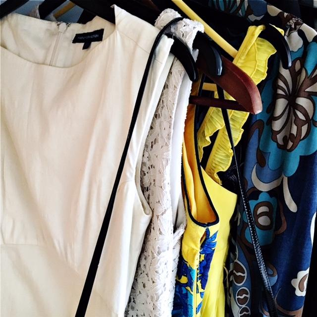 Declutter and Maximise your clothes Kitty and B