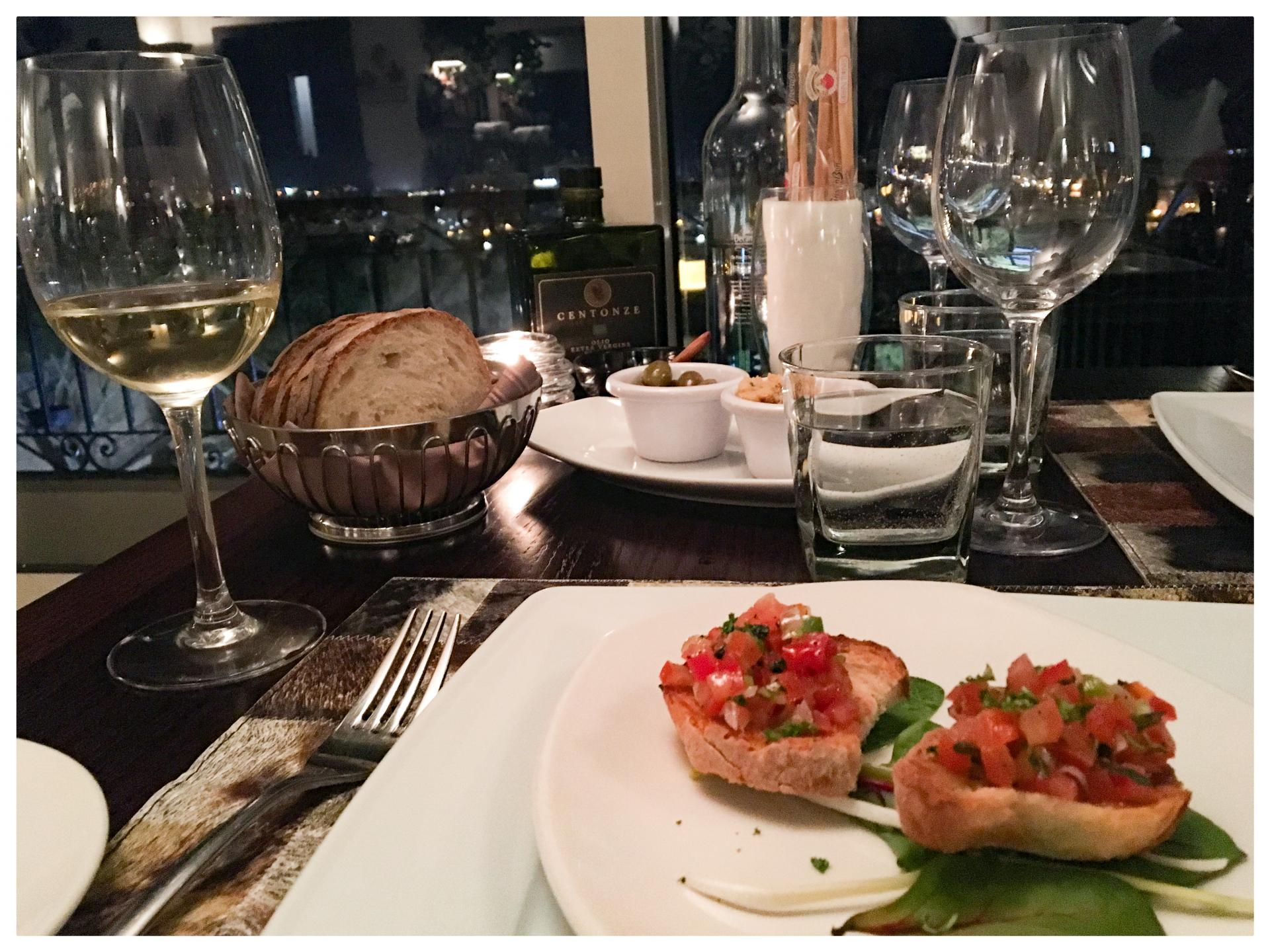 5 best places to eat and drink in Malta, including Giannini, Valetta. www.kittyandb.com