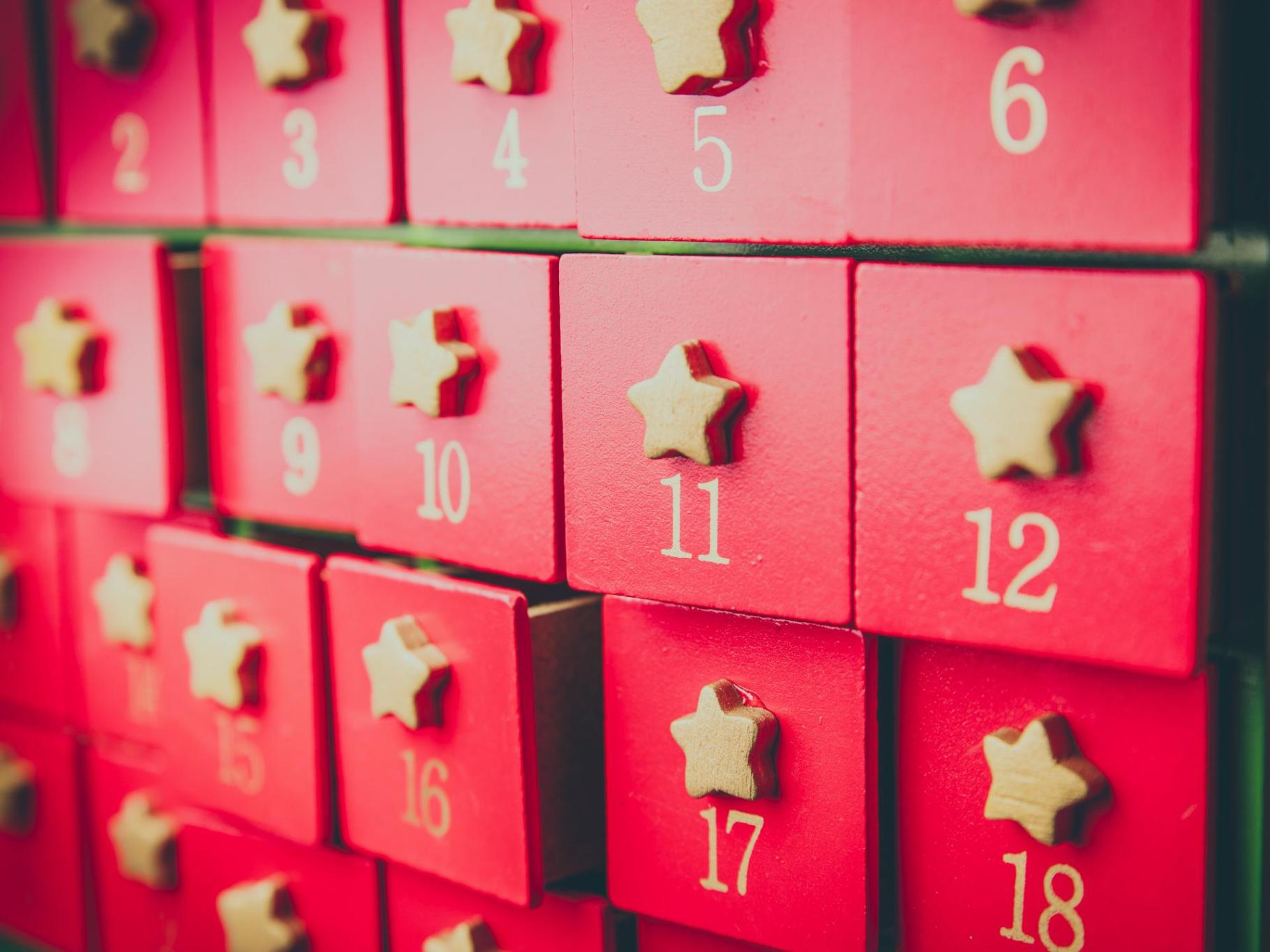 Advent Calendars with a difference