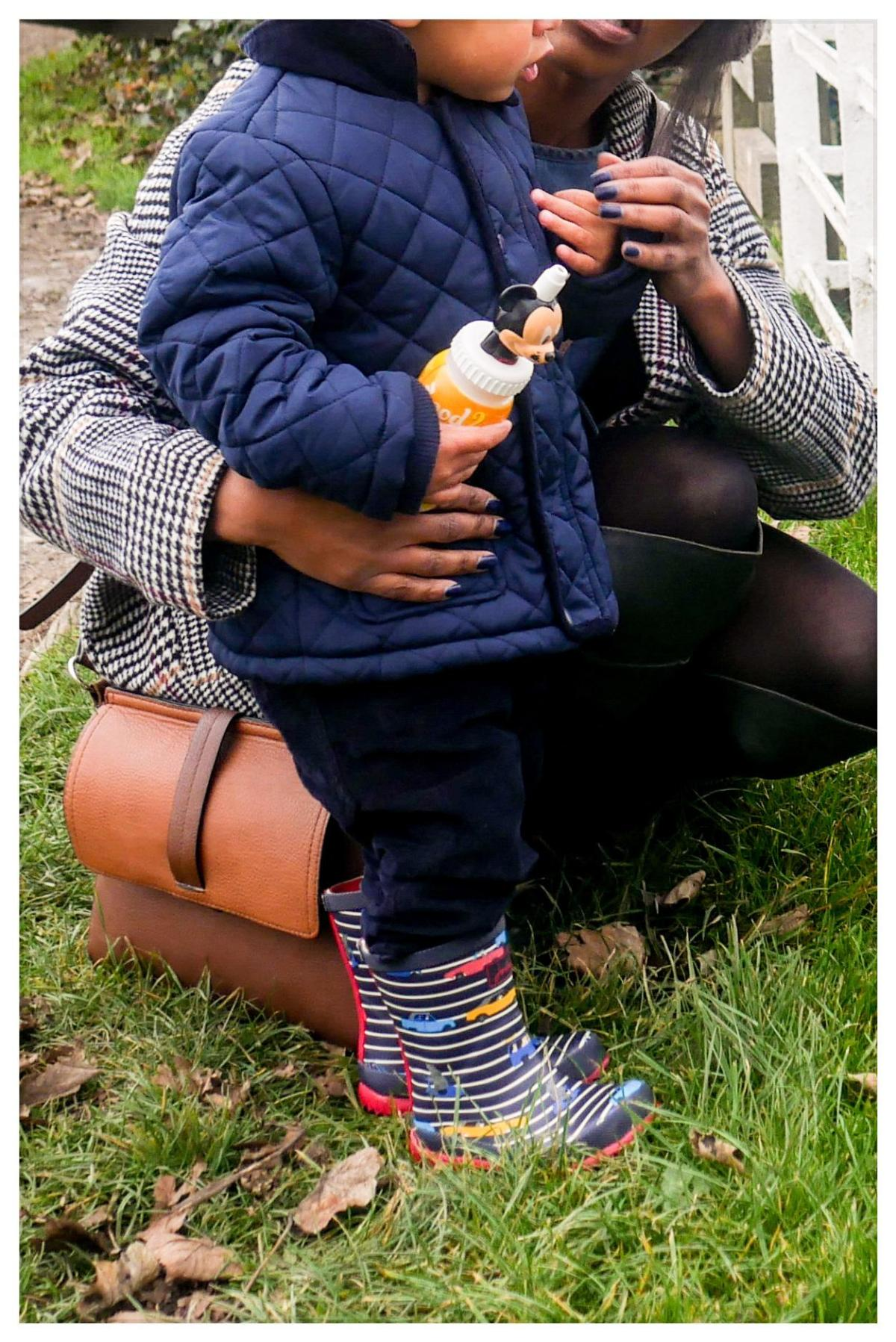Toddler Boy Autumn Clothing Inspo Where we find some great quality Autumn/Winter clothes. Perfect for splashing in muddy puddles. And looking not too shabby whilst doing it!