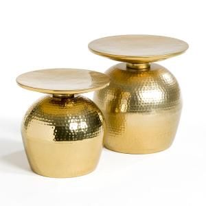 Gold Coffee Side Table