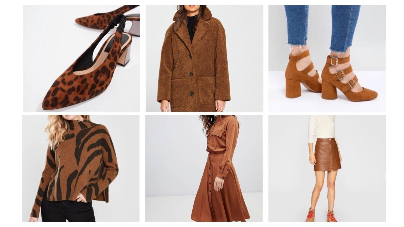 The brown fashion trend | How to upgrade your browns this Autumn/Winter + Discount Codes