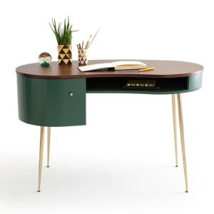 Green and Gold Desk