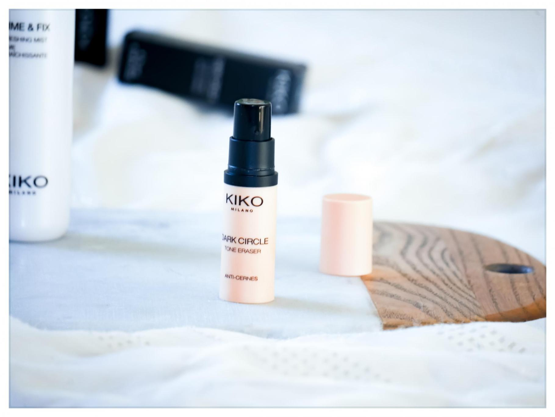 What I bought from KIKO Milano Online| My thoughts on everything I bought - all under £10 including this Dark Circle Eraser Colour Corrector |If you're looking for cruelty free, affordable makeup and beauty, then you'll definitely be interested| www.kittyandb.com #KIKOTrendsetters #colourcorrector #beautyreviews #crueltyfree #beautyblog