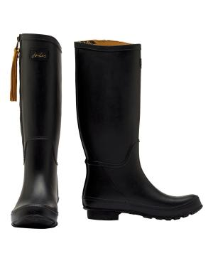 Welly with interchangeable tassle
