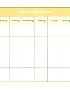 Weekly meal planning chart also thevillas rh