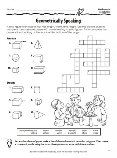 Christmas Hidden Picture Worksheet