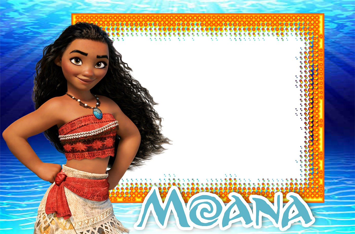 10 Heartwarming Moana Birthday Invitations For You
