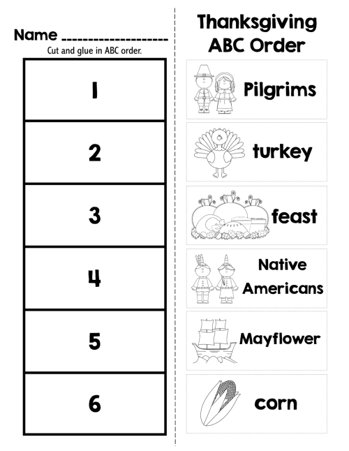 small resolution of 38 Alphabetical Order Worksheets   KittyBabyLove.com