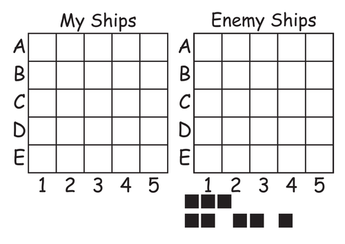 12 Playful Battleship Printables to Have a Nice Time With