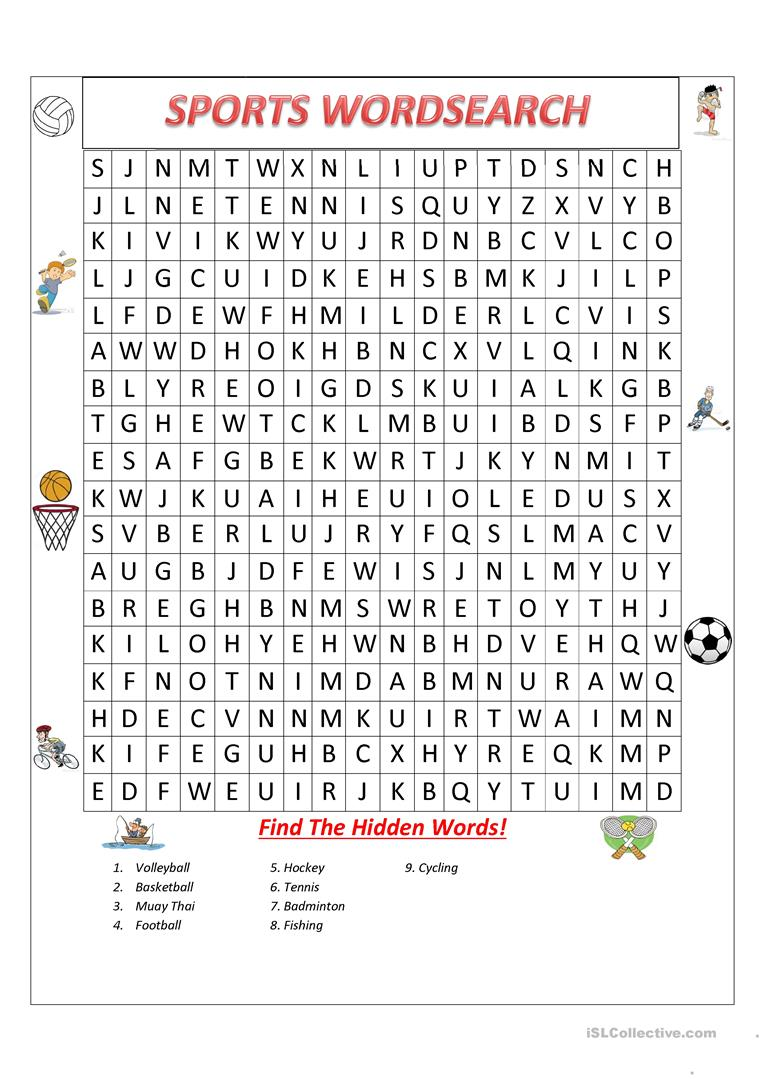 Thanksgiving Word Searches Print