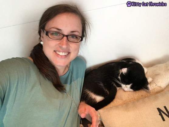 Pounce Cat Cafe - Me & Kitty