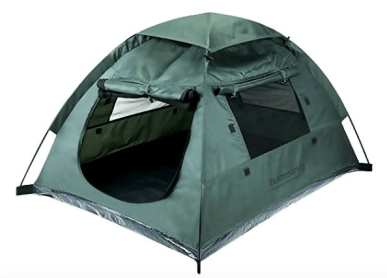The 2017 KCC Adventure Cat Gift Guide - pet camping tent