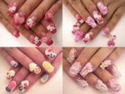 nails kitty hell