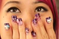 Nails  Hello Kitty Hell