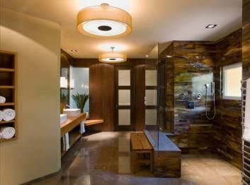 Underground Master Bathroom 3