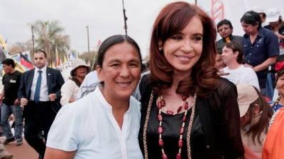 Cristina-Kirchner-Milagro-Sala_CLAIMA20160411_0312_28