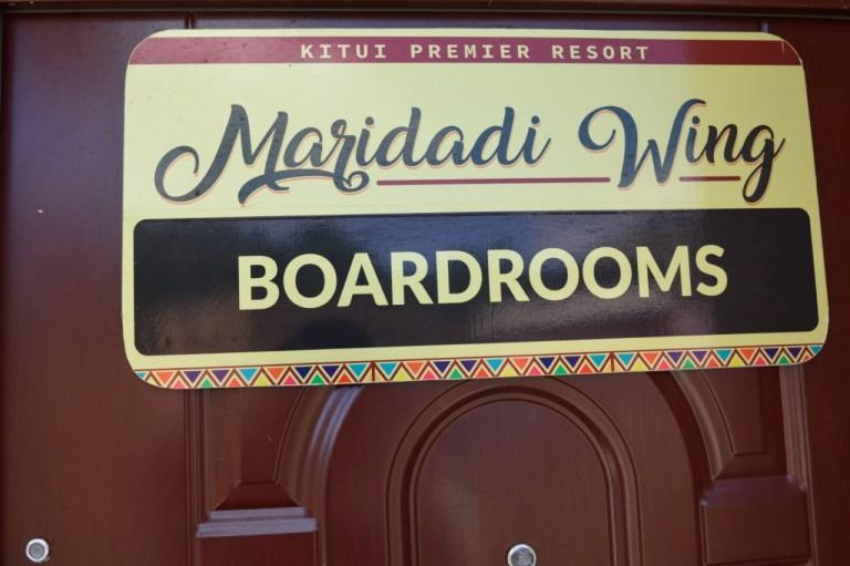 Kitui Premier Resort Corridoor 2