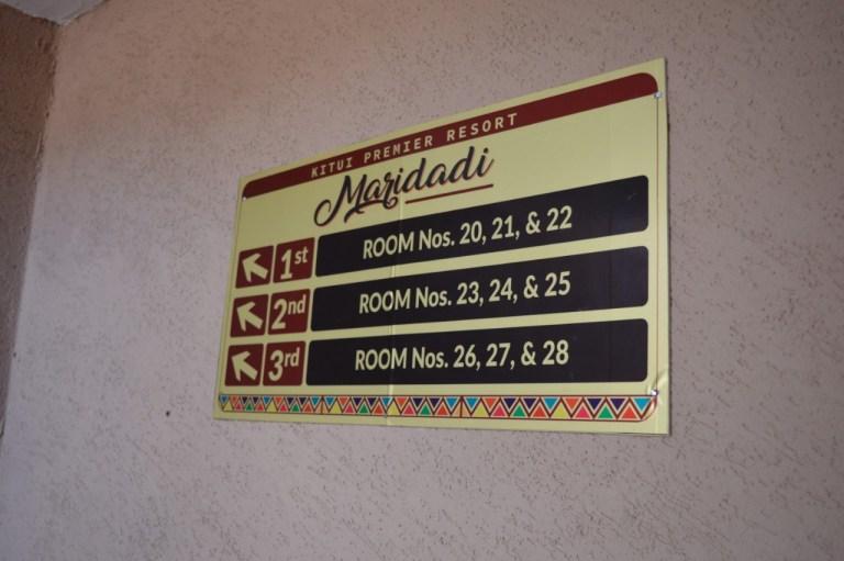Kitui Premier Resort Corridoor 4