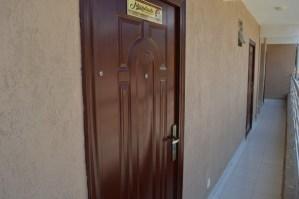 Executive room door